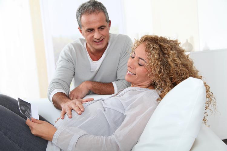Těhotenství u starších žen je vždy bráno jako rizikové.