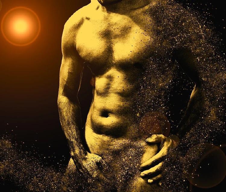 Plodný muž s pevnou erekciou je pre ženy ako magnet